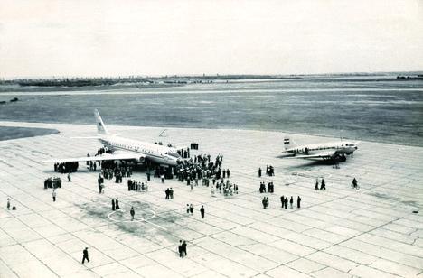 Ferihegy 1960