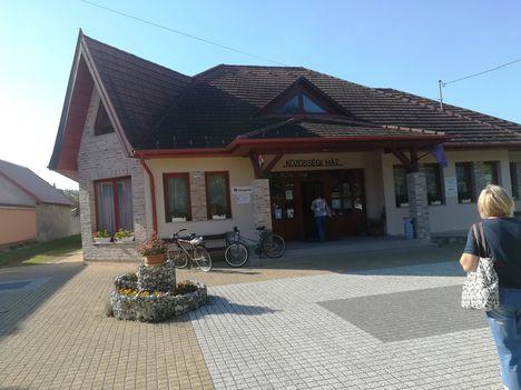 Kisbodaki Közösségi Ház, 2018. október 06.-án