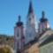 Mariazelli  bazilika. Magyarok zarándoknapján