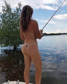 Hobbija a horgászat