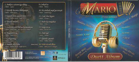 Márió Duett albuma