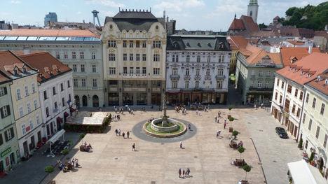Pozsony - Óváros