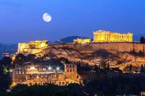 Acropolis-of-Athens-Greece
