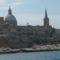 Valetta, a főváros.