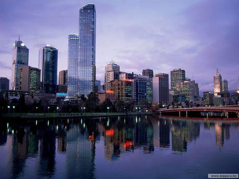 Yarra-folyó-Melbourne