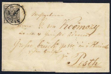 1850-es levél