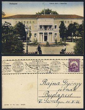 1926-os európai úszóbajnokságról