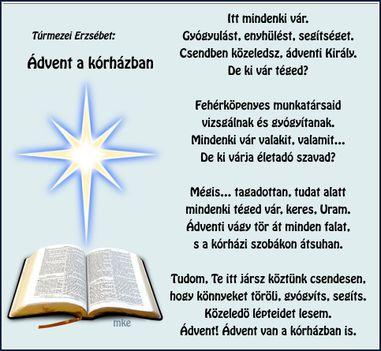 Advent a kórházban