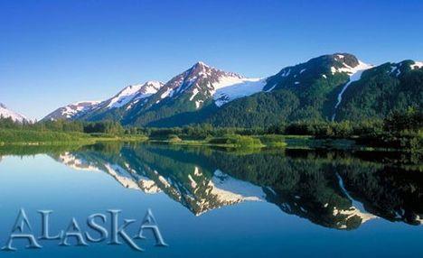 alaszkai képeslap