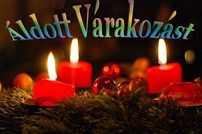 Aranyosi Ervin: Advent – harmadik gyertya