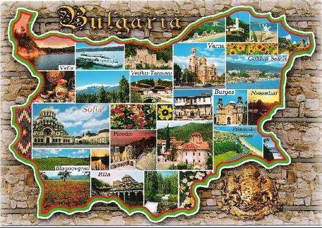 bolgár lap