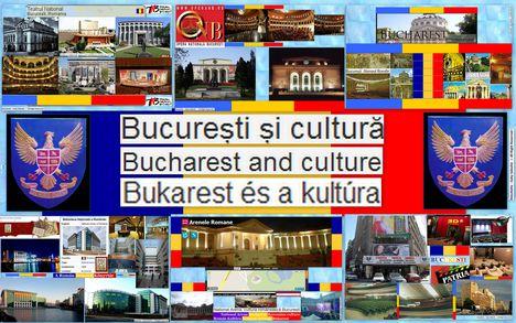 Bucureşti- kulturális életéből