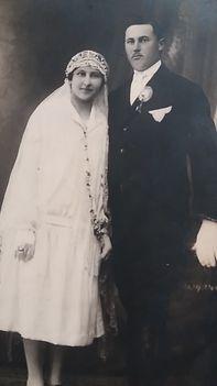 Dömötör Mária Kiss Sándor 1927
