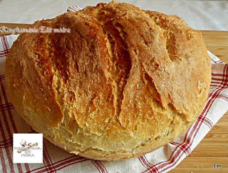 Házi kenyér gömbölyű