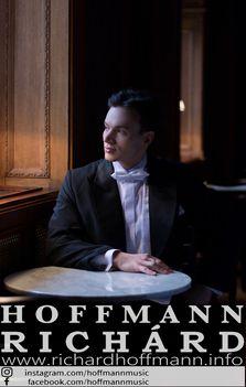 Hoffmann Richárd weboldala
