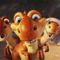 Ice Age  3 Dawn of the Dinosaurs Movie 1