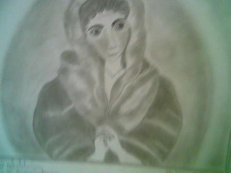 Kép007 imádkozó asszony Jézusért