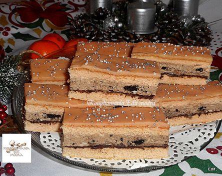 Rumpuncs pudingos süti oreós krémmel