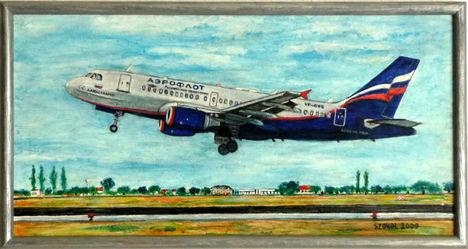 Aeroflot A319