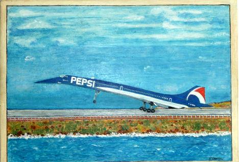 AF Pepsi Concorde