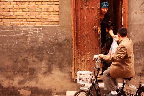 kashgar bevásárlás