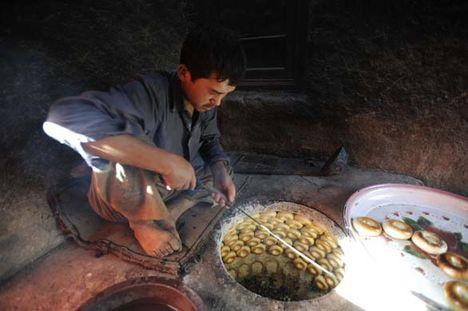 Kashgar készersültek