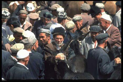 Kashgar vásárnap