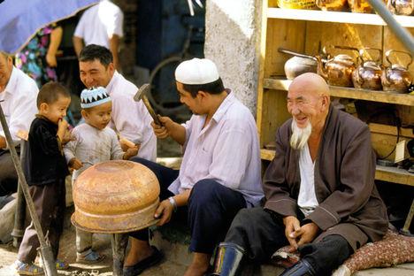 Kashgari műhely