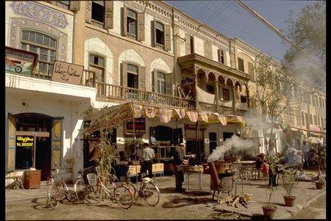 kashgari utca