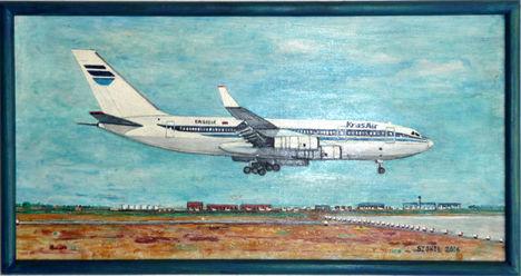 KrasAir IL-96