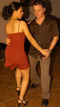 Latin tánc, salsázó párok 6