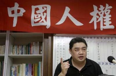 Tajvanra menekült ujgurok