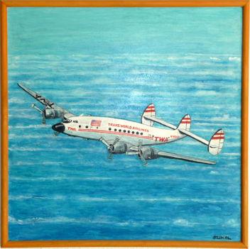 TWA Lockheed L-49 Conny