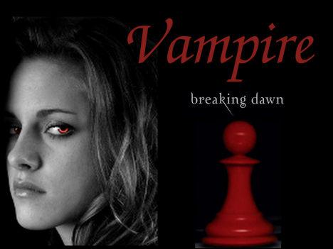 Twilight vámpír