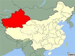 Ujgur autonóm köztársaság