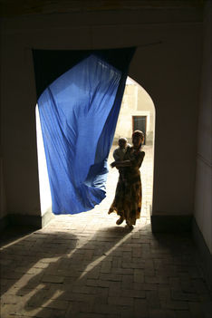 ujgur házban kashgar