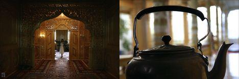 ujgur otthon kashgar