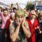 elkeseredett ujgurok 2009 júliusábna