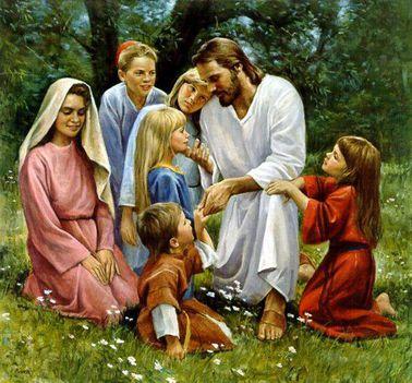 Jézus Gyerekkel