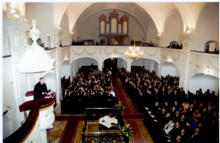 Templombelső Kunszentmiklós