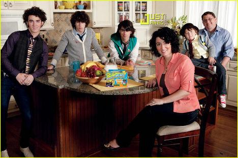Jonas család