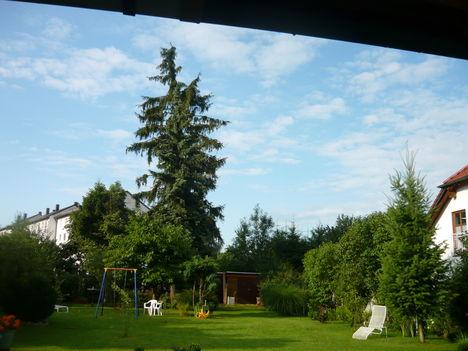 panoráma kertemről