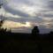 Várasfenesi naplemente