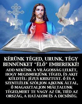 A Jézusunkkal.