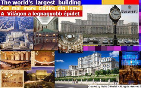 A világ legnagyobb épülete - București