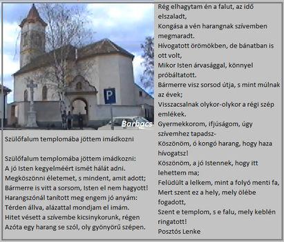 barbacsi templom