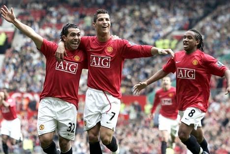 Carlos Tevez, Ronaldo és Andersson