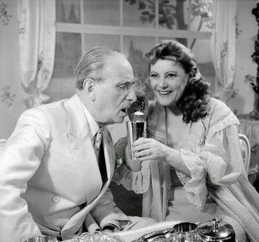 Herczeg Jenő és Turay Ida - Mi van a függöny mögött 1956
