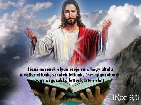 Jézus ereje