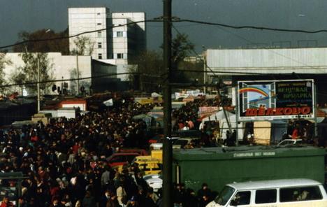 moszkvai piac